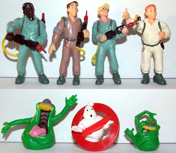 figurine real ghostbusters